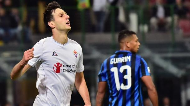 Kalinic foi o retrato do time: grandioso em 2015, decadente em 2016 (Foto: Getty Images)