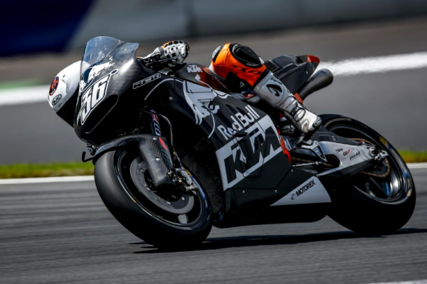 The KTM - Alex Farinelli (www.motogp.com)