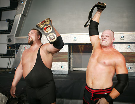 The former champions will team up again. Photo- www.madaboutwrestling.net