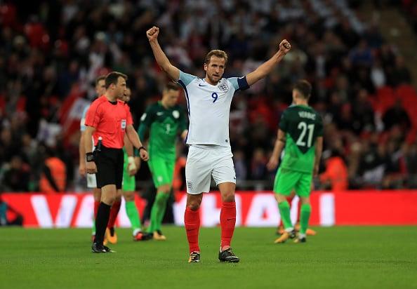 Kane tem 12 gols na carreira pela Inglaterra (Foto: Mike Egerton/PA Images via Getty Images)