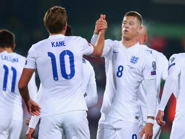 Can this new generation of England players go all the way and win Euro 2016? (Photo: Getty Images)