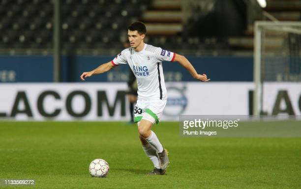 Bartosz Kaputska wil be unavailable to face his former side Leicester due to injury | Credit: Getty Images | Plumb Images