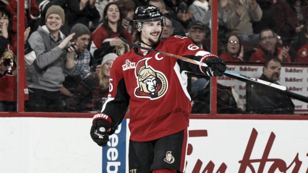 Erik Karlsson, capitán de los Senators | Foto Fuente: NHL.com