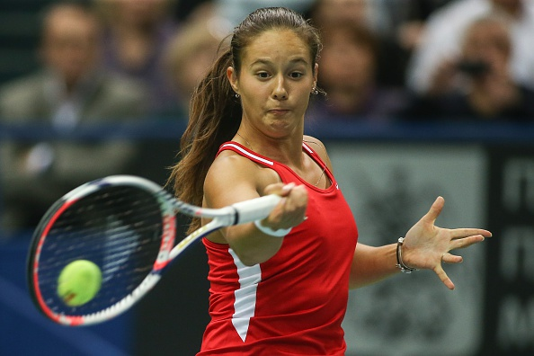 Kasatkina is the next big Russian hope (Photo: Getty Images/Anadolu Agency)