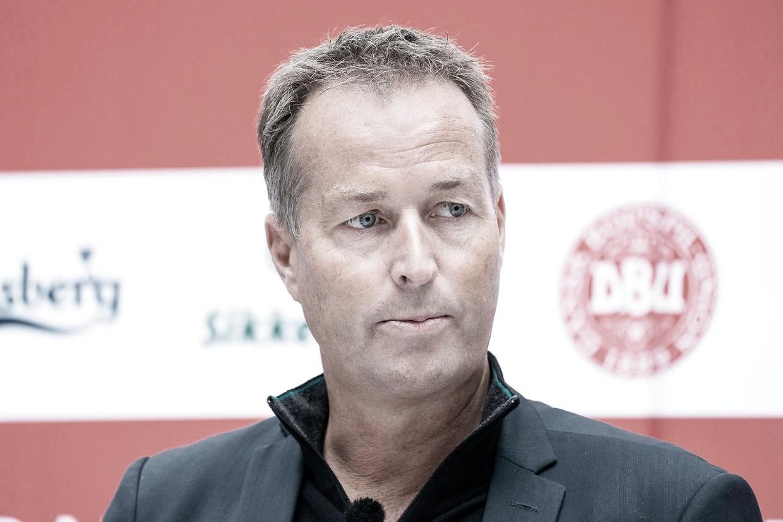 Kasper Hjulmand, actual entrenador de la selección nacional de Dinamarca. / Foto: D.B.U.