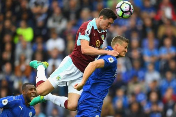 Keane has had a solid start to Burnley's Premier League campaign / metro.co.uk