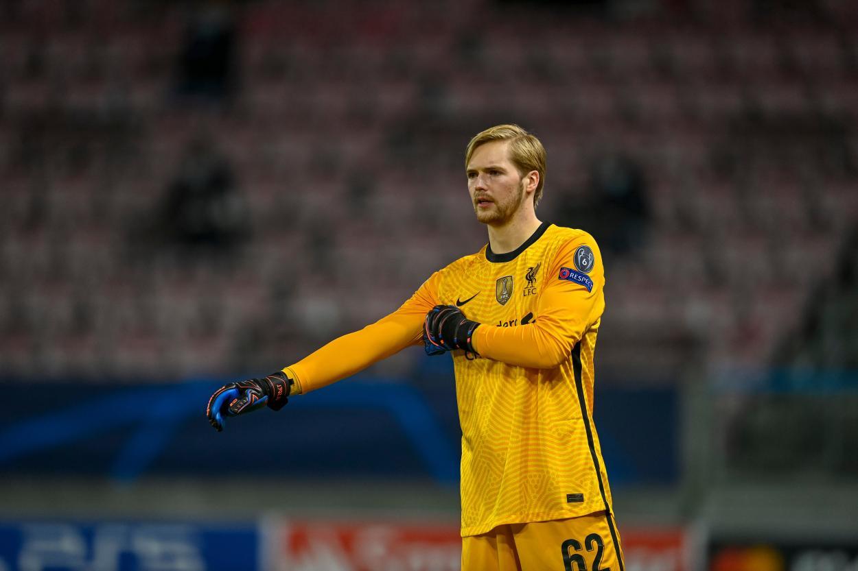 Kelleher, el irlandés titular en los últimos encuentros. FOTO: @LiverpoolFC