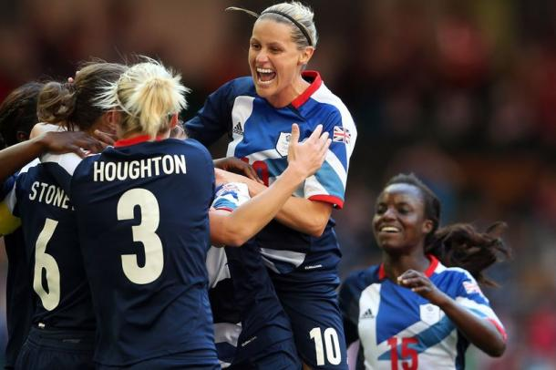 Interest in the women's game in England skyrocketed after London 2012 | Source: The Mirror