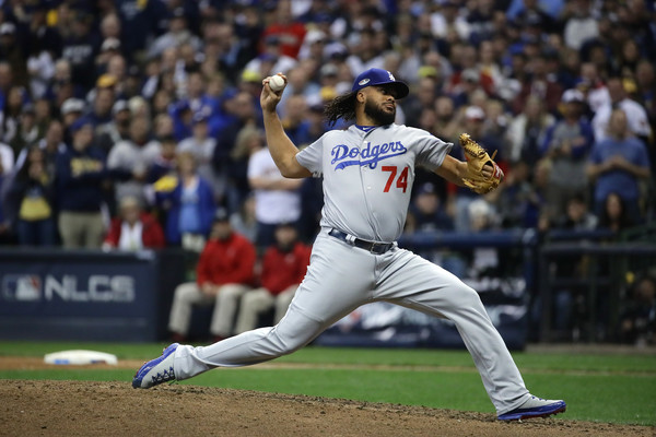 Jansen has again been dominant in the playoffs/Photo: Jonathan Daniel/Getty Images