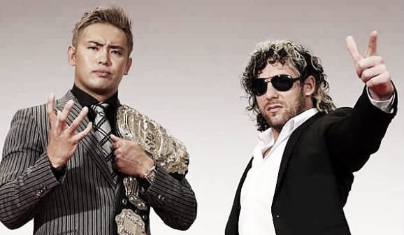 Kazuchika Okada - Kenny Omega set the bar for pro wrestling source: sportskeeda.com