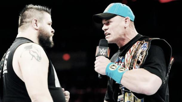 Cena will be back on Memorial Day. Photo- DailyDDT.com