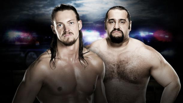 The two big men will collide. Photo- WWE.com