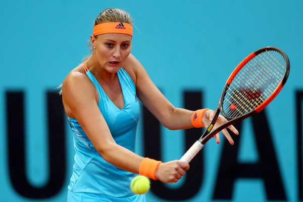 Mladenovic has the game to beat Kuznetsova and advance to biggest final of her career (Photo by Clive Rose / Getty Images)