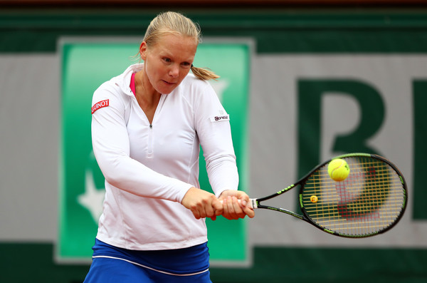 2016 semifinalist Kiki Bertens will be looking to cause some trouble to the top seeds | Photo: Julian Finney/Getty Images Europe