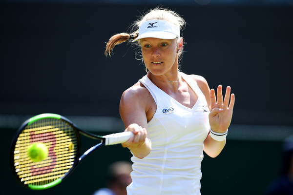 Kiki Bertens showed a major improvement in her game this year | Photo: Clive Mason/Getty Images Europe