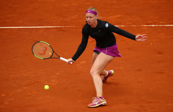 Bertens looked impressive in her performance despite the loss | Photo: Clive Brunskill/Getty Images Europe