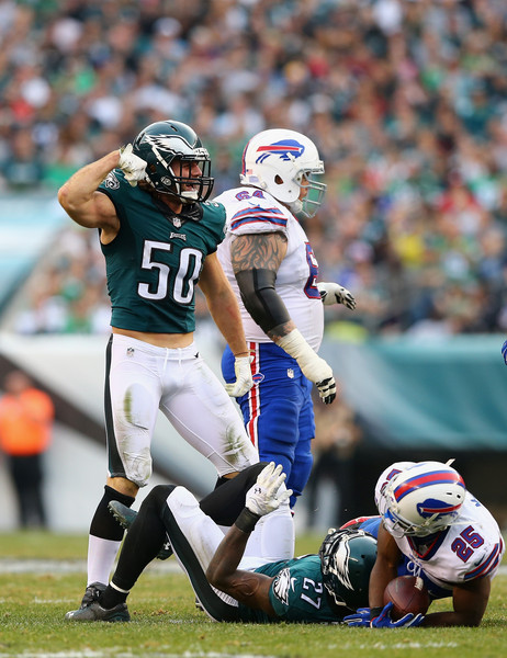Philadelphia Eagles Trade Byron Maxwell And Kiko Alonso To