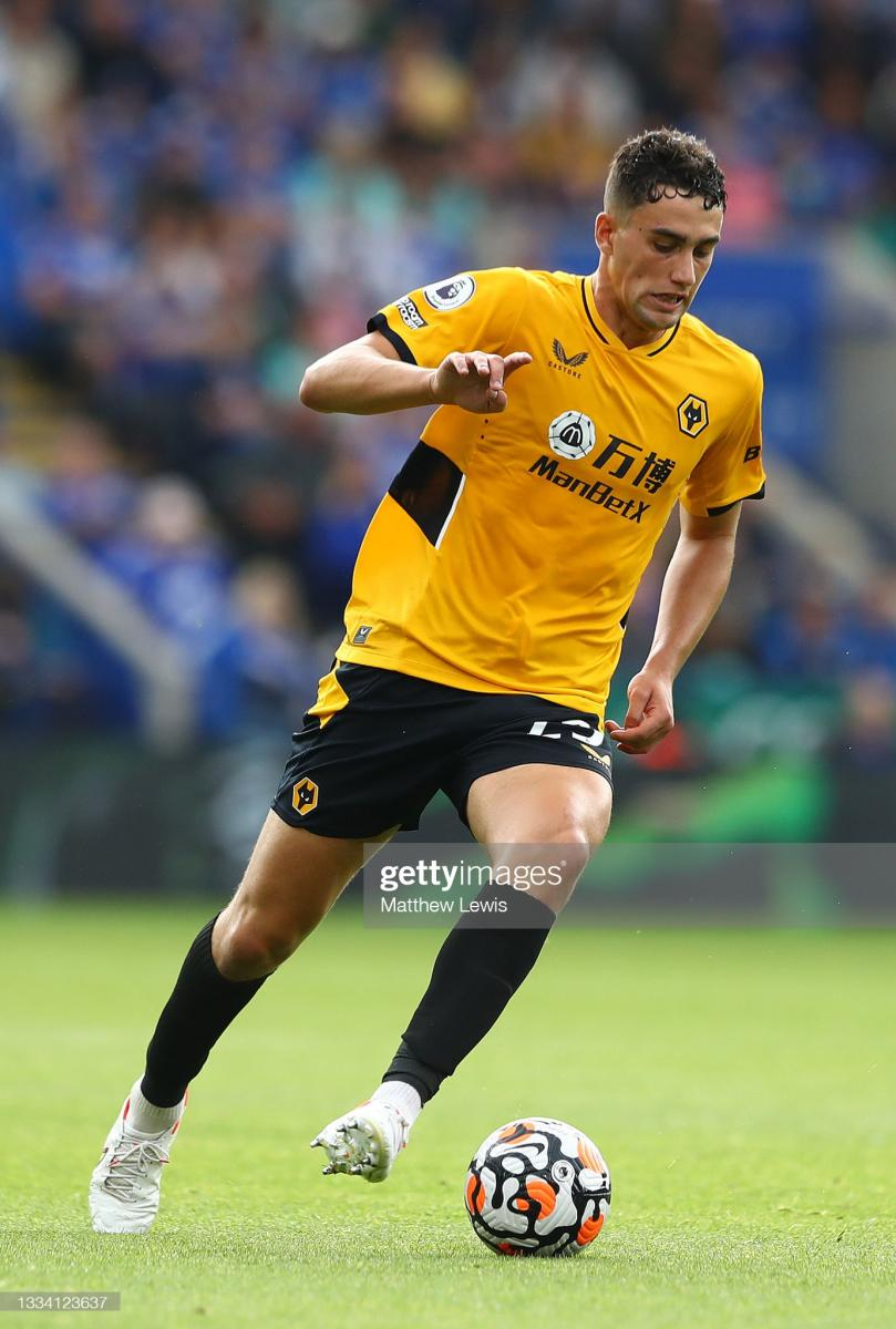 Max Kilman could have scored for Wolves