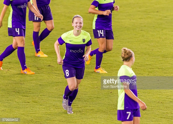 Little in action for Seattle Reign / Getty Images / Icon Sports Wire