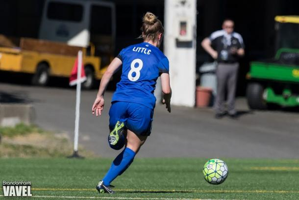 Kim Little leaves the NWSL as their all-time goalscorer | Source: Brandon Farris - VAVEL USA