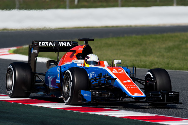Piloto de testes da Manor, Jordan King é favorito para a segunda vaga na Manor (Foto: Alex Caparros/Getty Images)