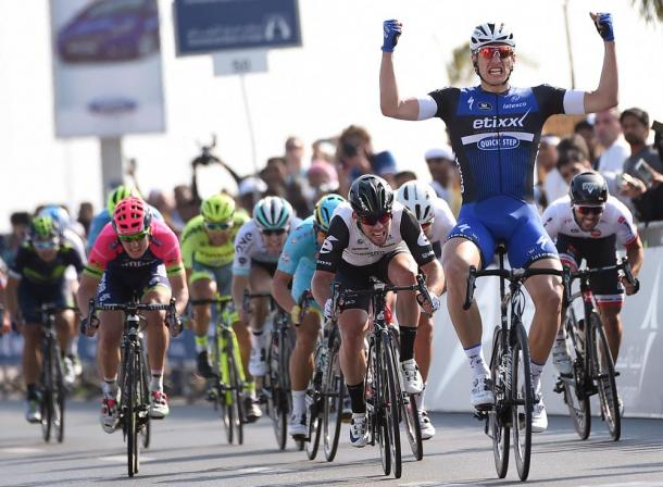 Marcel Kittel missed much of 2015 | Photo: cyclingweekly