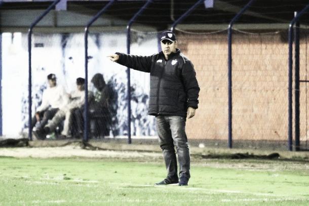 Kleina comandou o Avaí em grande parte da temporada 2015 (Foto: Jamira Furlani/Avaí FC)