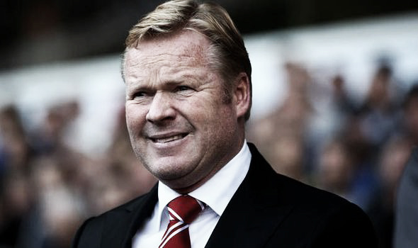 Koeman at the lane last year. Photo source - Express