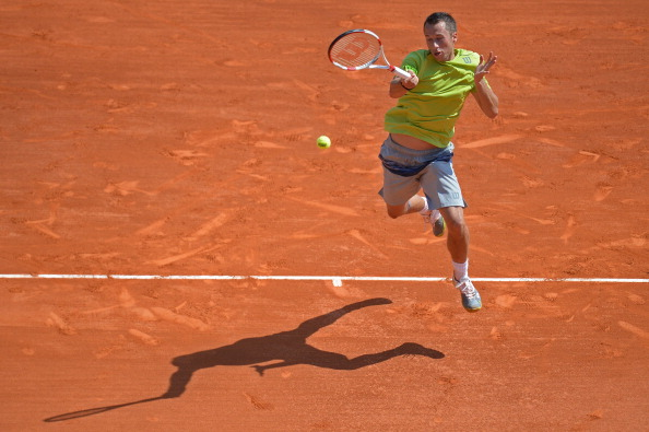Clay is a good surface for Kohlscreiber (Getty/Mitchell Gunn)