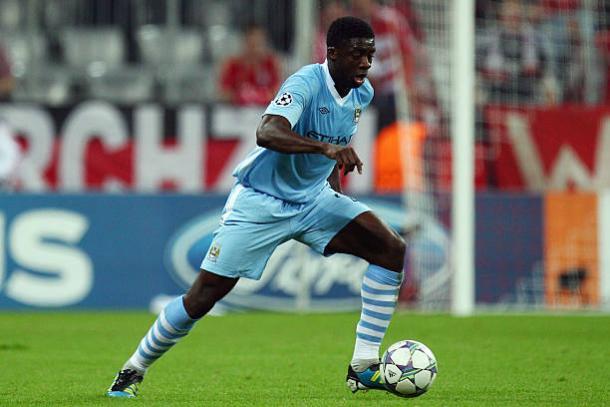 Touré passou quatro temporadas no City após deixar os Gunners (Foto: Alex Grimm/Bongarts via Getty Images)