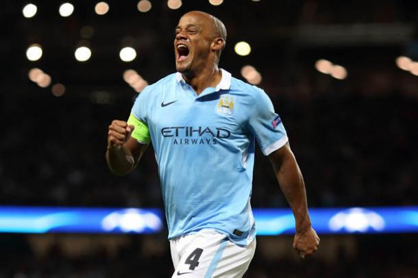 Vincent Kompany, dailystar.co.uk