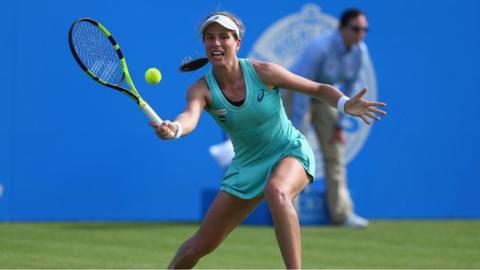 With all that was going on, Pliskova held her nerve to beat Konta / SportsNews Radar