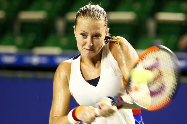 It was really a disappointing performance from Mladenovic today | Photo: Koji Watanabe/Getty Images AsiaPac