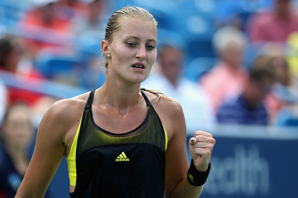 Kristina Mladenovic will be looking to snap her losing streak here in Zhuhai | Photo: Rob Carr/Getty Images North America
