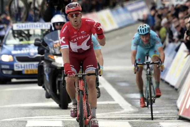 Kristoff won the opening stage of De Panne / Cycling Weekly