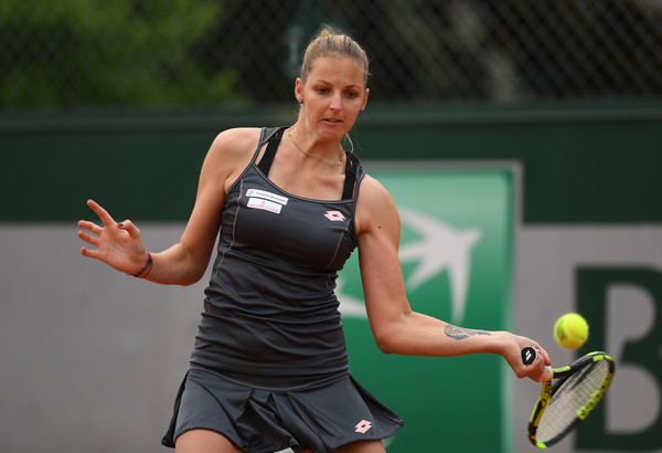 Kristyna Pliskova looks to earn a victory over her home fans | Photo: Dennis Grombkowski/Getty Images Europe