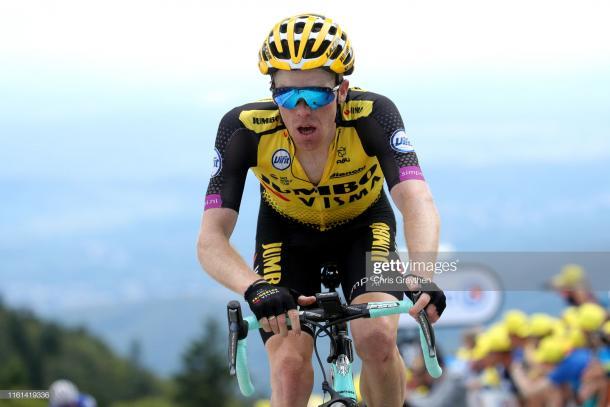 Kruijswijk at the Tour de France | getty images
