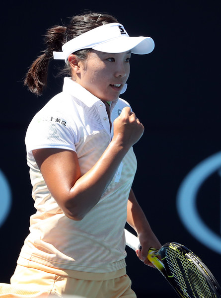 Kurumi Nara would be happy with her performance today | Photo: Scott Barbour/Getty Images AsiaPac