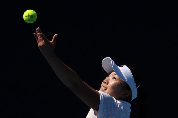 Kurumi Nara at the Australian Open | Photo: Scott Barbour/Getty Images AsiaPac