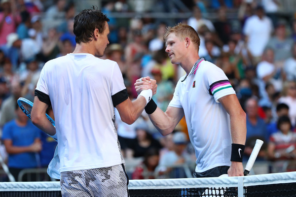Edmund dropped out of the world's top 20 with his early departure Down Under (Image source: Cameron Spencer/Getty Images AsiaPac)