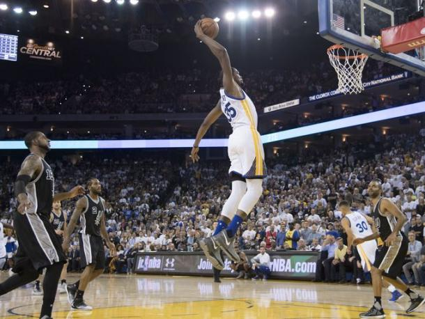 Fly Durant | Fonte: Kyle Terada, USA Today