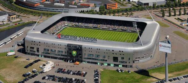 Estadio del ADO Den Haag | Foto: DenHaagFM