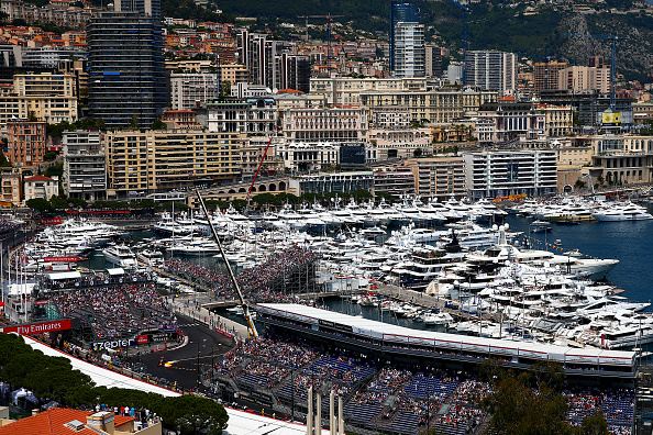 It was as picturesque as ever at Monaco | Photo by Dan Istitene/Getty Image