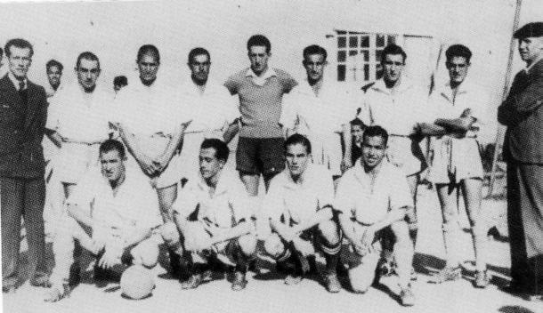 Temporada 1941-1942