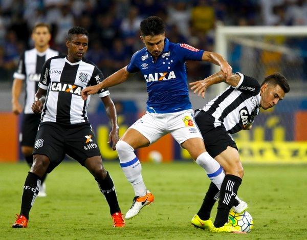 O jogo foi disputado nesta noite no Mineirão. (Divulgação/Cruzeiro)