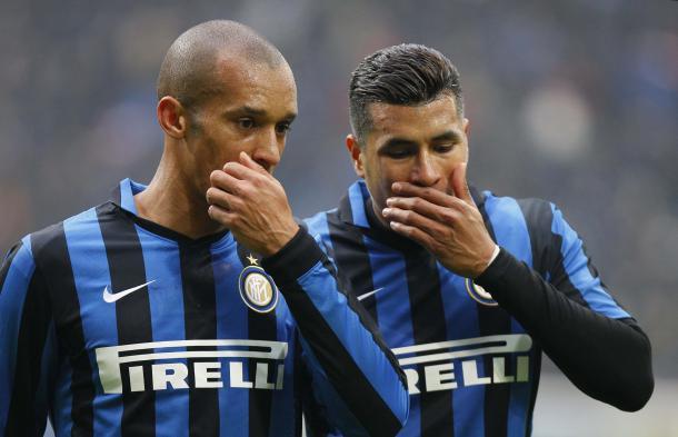 Miranda and Murillo have been solid this season   Photo: gazettaworld.gazetta.it