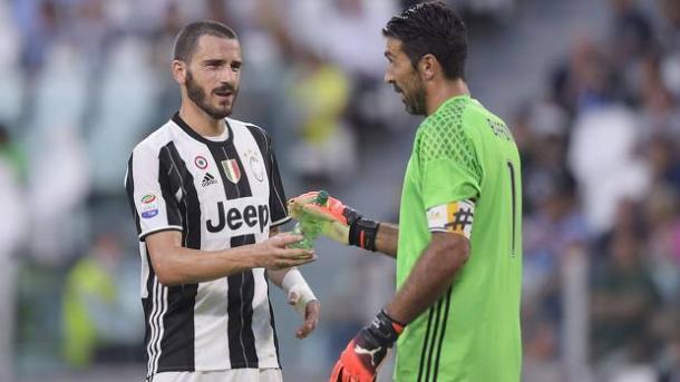 Bonucci e Buffon, così solo in Nazionale | Gazzetta dello Sport