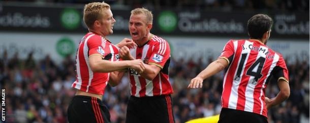 No-one can call Cattermole's commitment into question. | Image: Getty Images