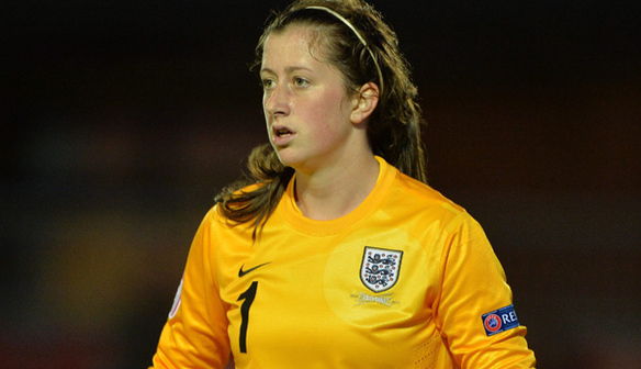 Lizzie Durack has also arrived at County. | Image source: FA WSL