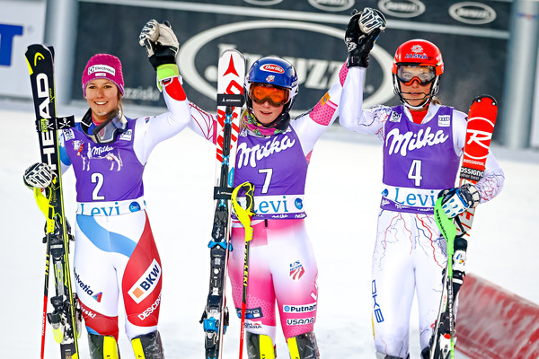 The final podium | Photo: Christophe Pallot/Agence Zoom